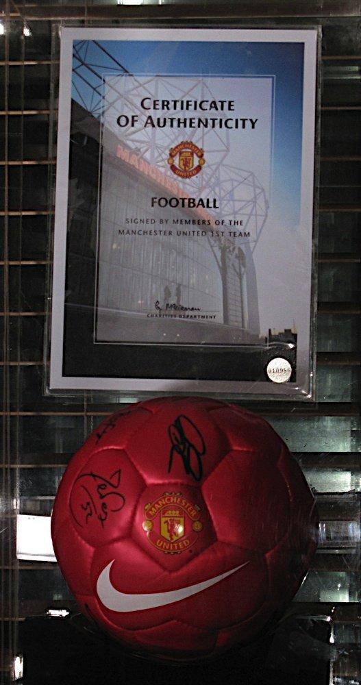 Manchester United Ball