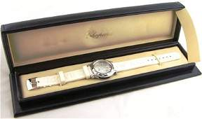 1110: Chopard Happy Sport watch