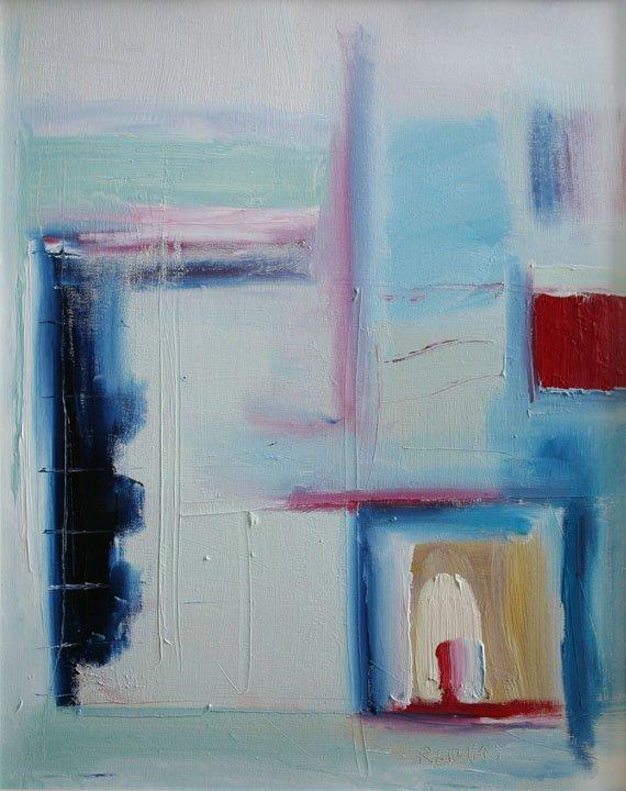 17: Dearbhail Connon Oil on Canvas 60x45cm