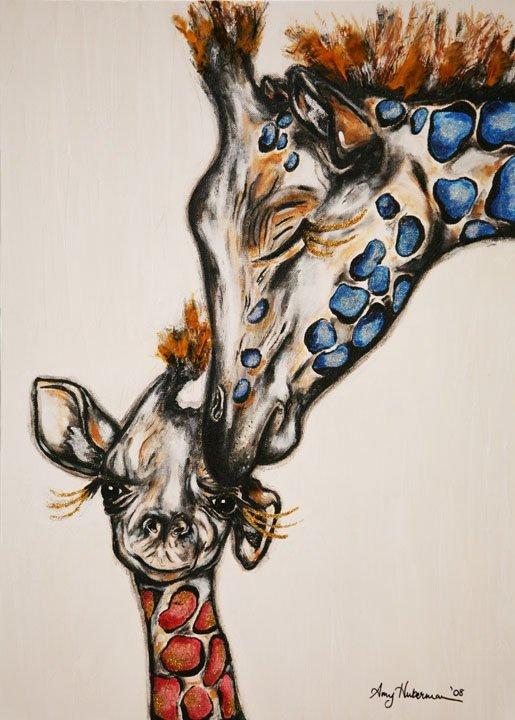 19: Amy Huberman Acrylic on Canvas