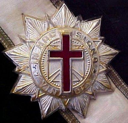 236: Masonic Knights Templar Uniform Hats Lit Lot - 10