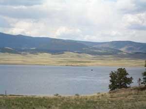 5: South Park Colorado 5ac property foreclosure land