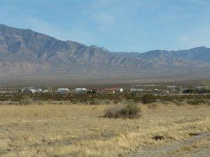 20: California - Nevada border property .273 ac. land