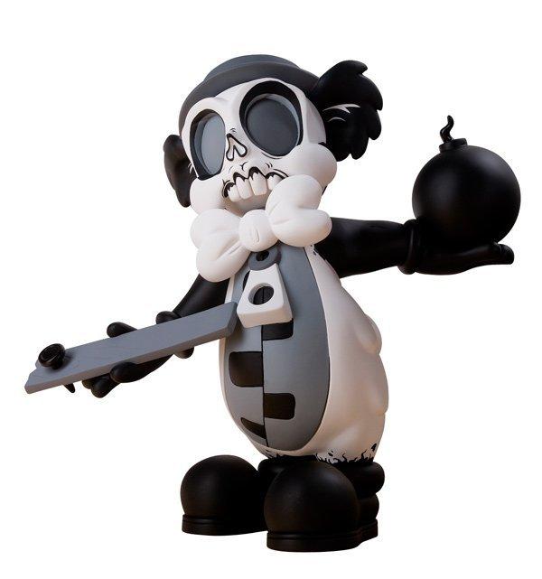 "11: BRANDT PETERS - 16"" Panda Slap Happy Resin (Paint M"