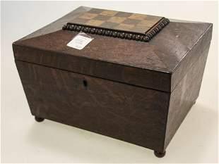 19th Century Oak Box