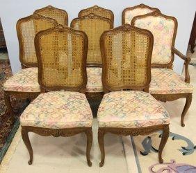 Henredon Set Of Eight Chairs