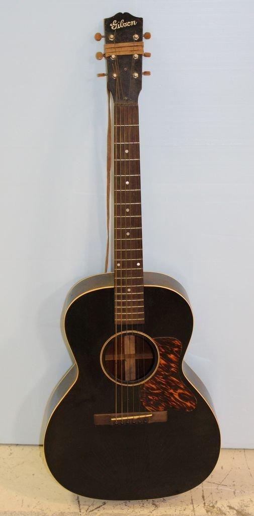 1930s Gibson EG-3306 Guitar in Case