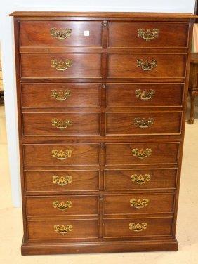 Sligh Furniture Filing Cabinet