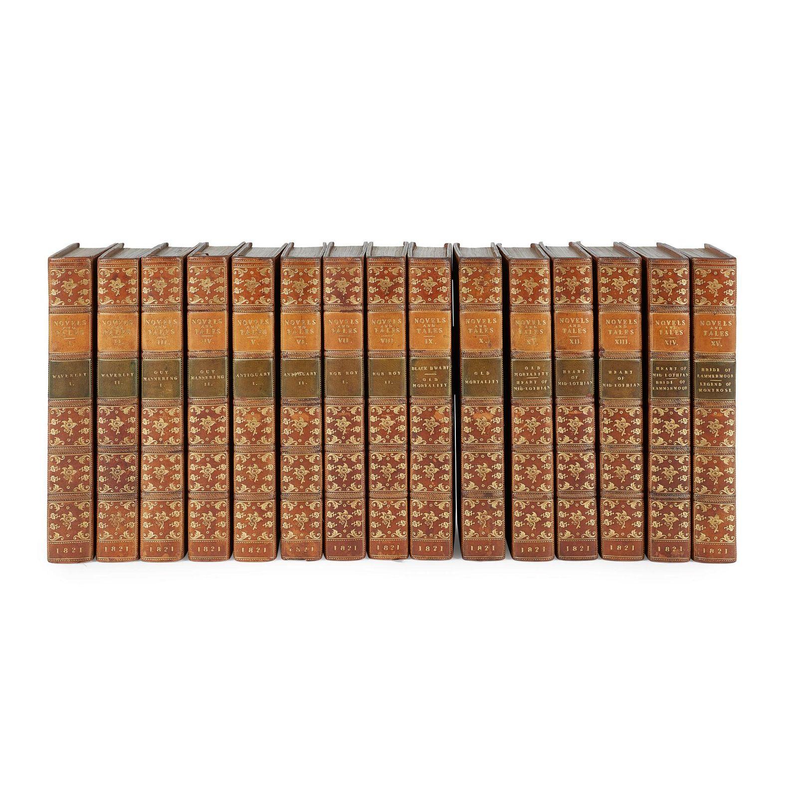 Scott, Sir Walter Waverley Novels
