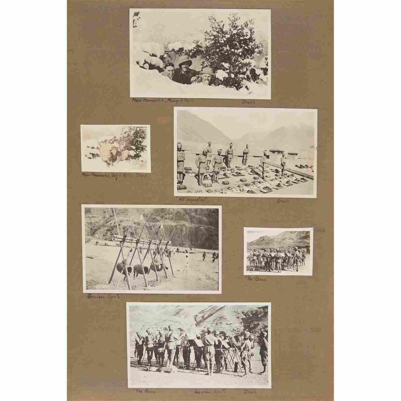 India / Pakistan: a photograph album 1915 - 1918