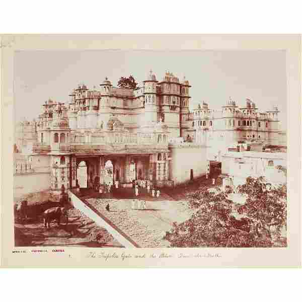 India: a photograph album Photographs of Rajasthan by