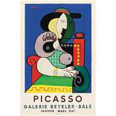 Pablo Picasso (Spanish 1881-1973) (after) Galerie