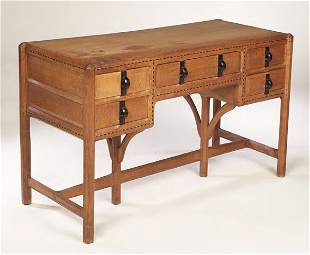 Gordon Russell (1892-1980) A 'Lygon' oak dressing