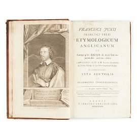 Du Jon, François Etymologicum Anglicanum