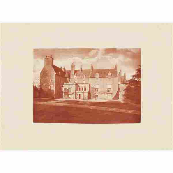 Small, John Castles and Mansions of the Lothians