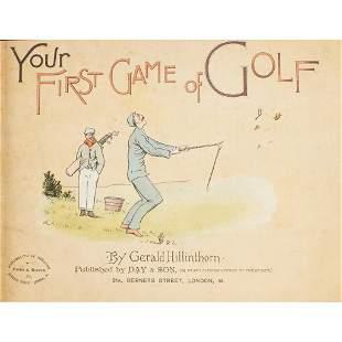 Golf, 2 works in one, comprising Hillinthorn, Gerald