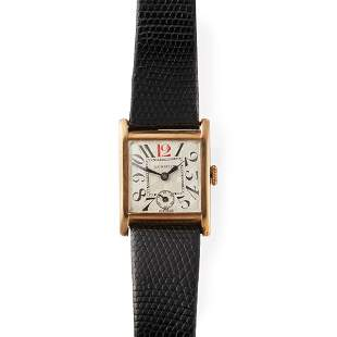 Two early 20th century wrist watches