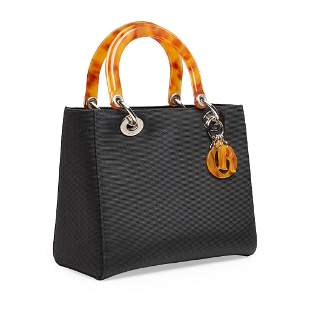 A Lady Dior MM handbag, Dior