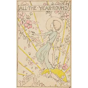 JESSIE MARION KING (1875-1949) 'ALL THE YEAR ROUND'