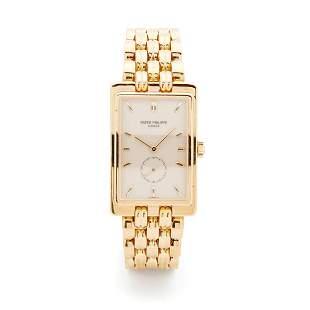 Patek Philippe: a gentleman's gold watch