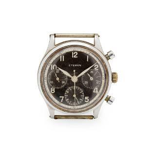 Eterna: a gentleman's military-style watch