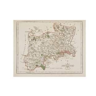 Cary, John [New and Correct English Atlas]