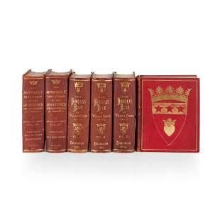 Fraser, Sir William The Douglas Book. Edinburgh, 1885