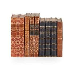 Scottish Highlands 9 volumes, comprising