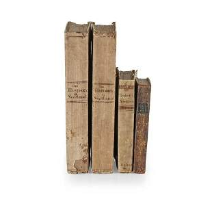 Three Scottish Works including Forbes, John