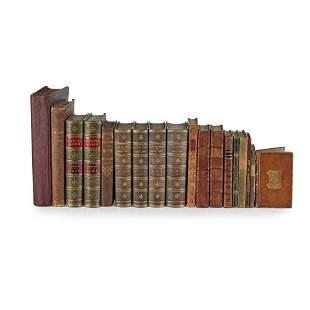 Miscellaneous books comprising