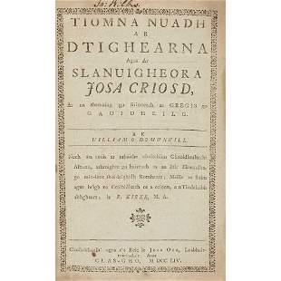[Irish New Testament] - Kirke, R. Tiomna Nuadh ar