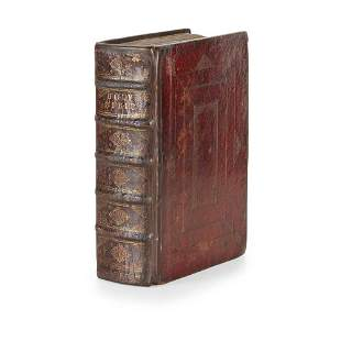Holy Bible London: Thomas Newcomb and Henry Hills, 1712