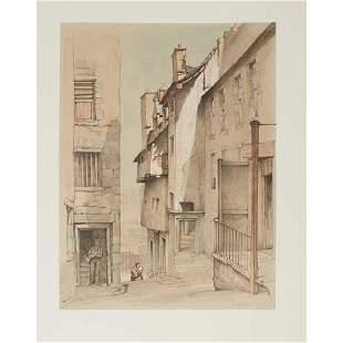 Drummond, James Old Edinburgh