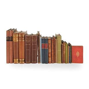 Iona and Staffa 23 volumes, comprising