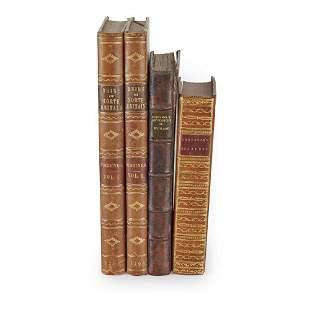 Scottish Highlands 4 volumes, comprising