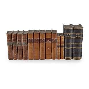 Scottish History & Travel 13 books. comprising