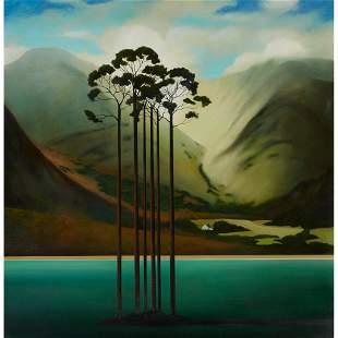 § LOUIS SINCLAIR MCNALLY (SCOTTISH 1963-) UNTITLED