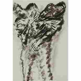 EUGENE DODEIGNE (FRENCH 1923-2015) UNTITLED