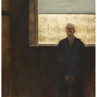 § IAIN FAULKNER (SCOTTISH 1973-) PORTRAIT OF THE