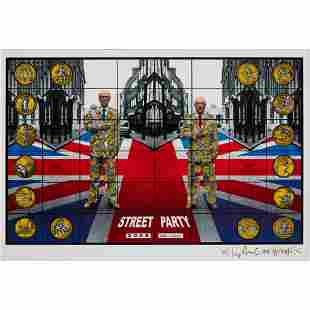 § GILBERT AND GEORGE (BRITISH CONTEMPORARY) STREET