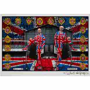 § GILBERT AND GEORGE (BRITISH CONTEMPORARY)