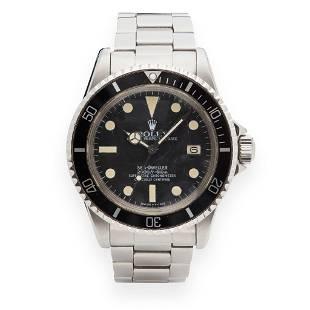 Rolex: a Sea-Dweller 'Great White' wrist watch