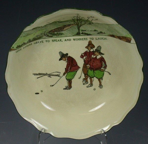 15: A Royal Doulton Series ware dish,