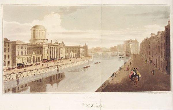 1306: Ireland--Carr, John The Stranger in Ireland. Lond