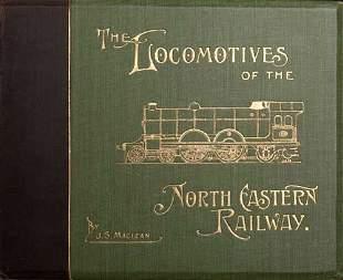 NORTH EASTERN RAILWAY MACLEAN [J.S.]The l