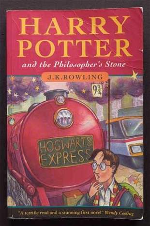 ROWLING [J.K.] Harry Potter and the phil