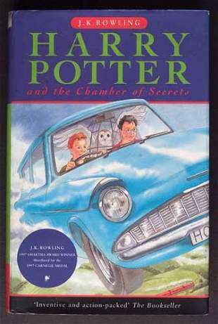 ROWLING [J.K.] Harry Potter and the cham