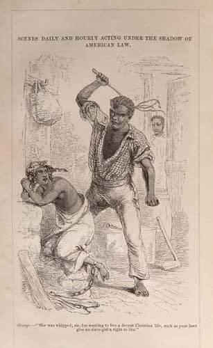 STOWE [Harriet Beecher] Uncle Tom's cabi