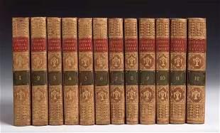 GIBBON [Edward] The history of the decli