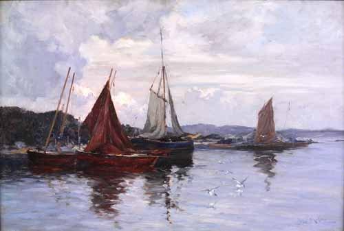 7: JOE MILNE (1857-1911)